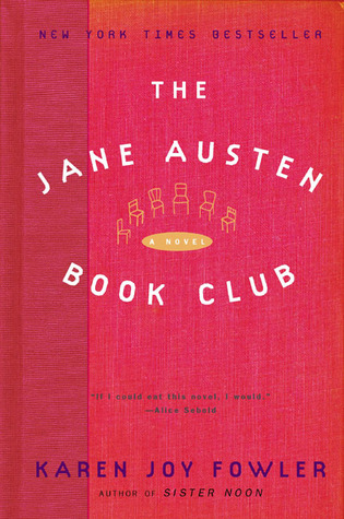 The Jane Austen Book Club  by Karen Joy Fowler />