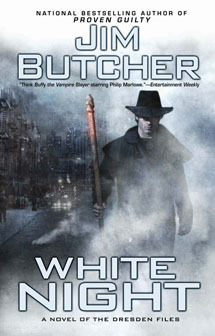Book Review: Jim Butcher's White Night