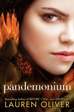 Pandemonium (Delirium #2) by Lauren Oliver | Review