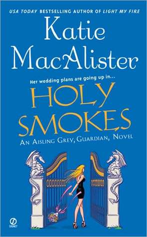 #BookReview: Holy Smokes by Katie MacAlister