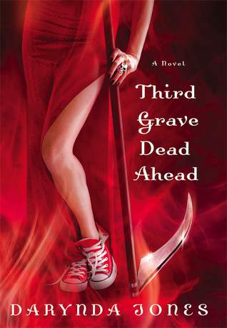 Book Review: Darynda Jones' Third Grave Dead Ahead