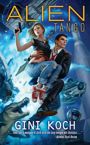 Book Review: Gini Koch's Alien Tango