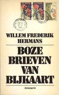 Boze brieven van Bijkaart  by  Willem Frederik Hermans
