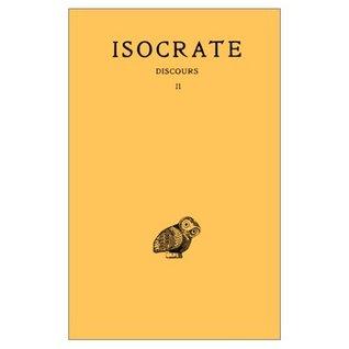 Discours, tome 2 : Panégyrique - Plataïque - A Nicoclès - Nicoclès - Evagoras - Archidamos  by  Isocrates