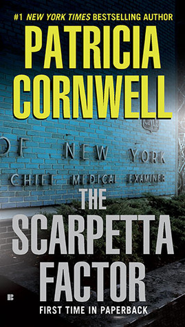Book Review: The Scarpetta Factor by Patricia Cornwell