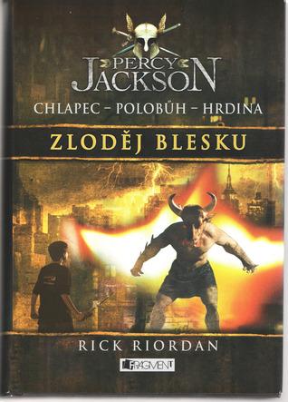 Zloděj blesku (Percy Jackson a Olympané, #1)