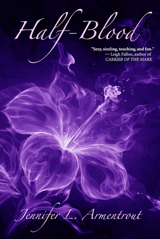 DNF Review: Half Blood by Jennifer L Armentrout