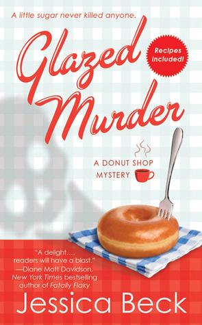 Glazed Murder (Donut Shop Mystery, #1)