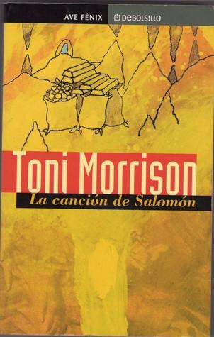 La Cancion De Salomon Toni Morrison