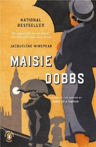 Book Review: Jacqueline Winspear's Maisie Dobbs