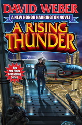 Book Review: David Weber's A Rising Thunder