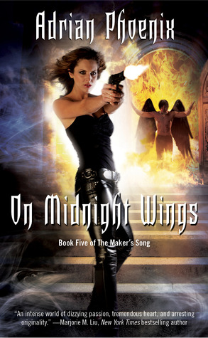 Book Review: Adrian Phoenix's On Midnight Wings