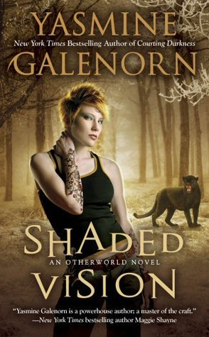 Book Review: Yasmine Galenorn's Shaded Vision