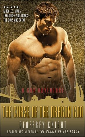 Book Review:  The Curse of the Dragon God (Fathom's Five #3) by Geoffrey Knight