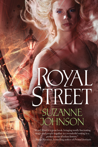 Book Review: Suzanne Johnson's Royal Street