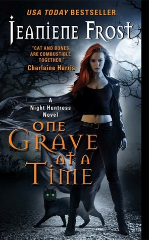 Book Review: Jeaniene Frost's One Grave at a Time