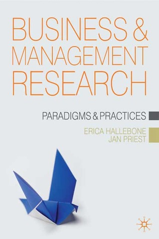 Management Research Erica Hallebone