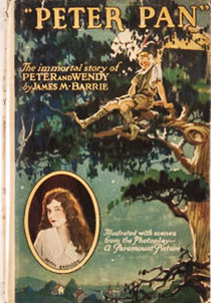 Peter Pan: The Story of Peter and Wendy  by  J.M. Barrie