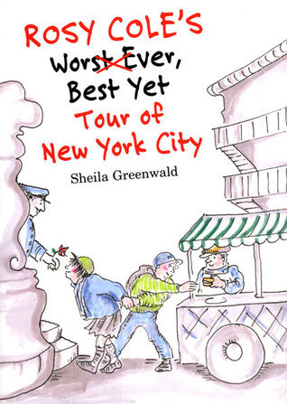 Rosy Coles Worst Ever, Best Yet Tour of New York City Sheila Greenwald