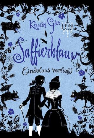 Saffierblauw (De Edelstenen Trilogie #2) – Kerstin Gier