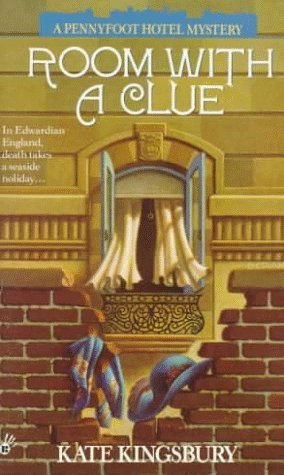 Room with a Clue (Pennyfoot Hotel Mystery, #1)