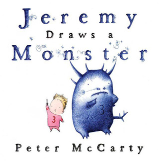 Jeremy Draws a Monster (2009) by Peter McCarty