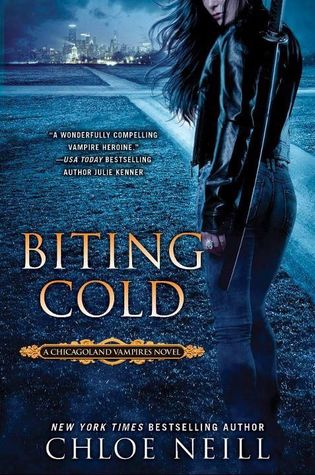 Book Review: Chloe Neill's Biting Cold
