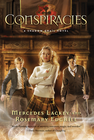 Book Review: Mercedes Lackey and Rosemary Edghill's Conspiracies