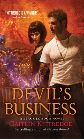 Book Review: Caitlin Kittredge's Devil's Business