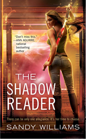 Book Review: Sandy Williams' The Shadow Reader