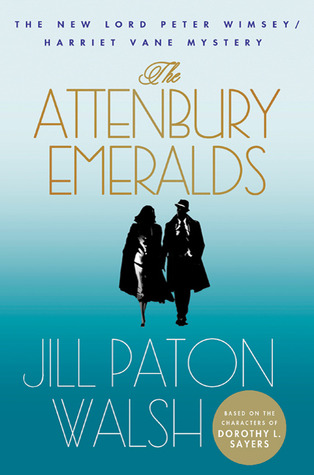 Book Review: Jill Paton Walsh's Attenbury Emeralds