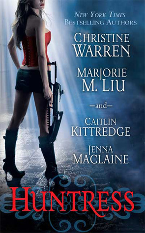Book Review: Christine Warren's Huntress