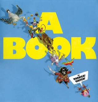 A Book (2009) by Mordicai Gerstein