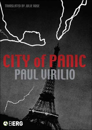 City of Panic Paul Virilio