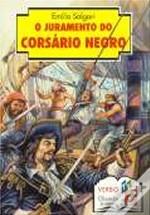 O juramento do Corsário Negro  by  Emilio Salgari