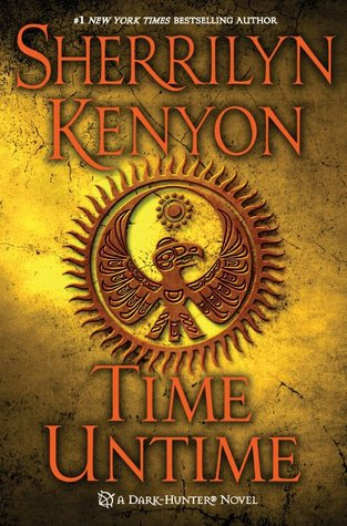 Book Review: Sherrilyn Kenyon's Time Untime