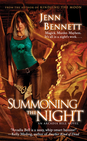 Book Review: Jenn Bennett's Summoning the Night
