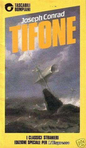 Tifone  by  Joseph Conrad