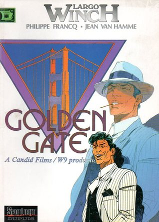 Golden Gate (Largo Winch, #11)