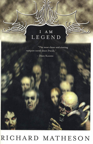 I Am Legend cover
