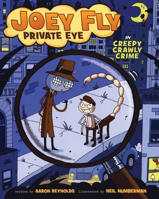 Joey Fly, Private Eye in Creepy Crawly Crime