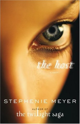 The Host by Stephanie Meyer book cover image