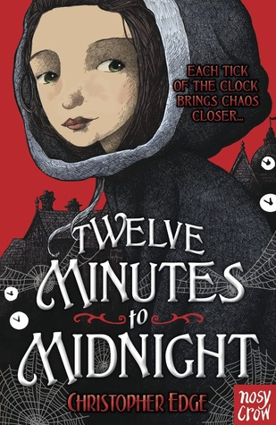 book cover for Twelve Minutes to Midnight by Christopher Edge