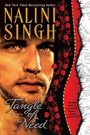 Book Review: Nalini Singh's Tangle of Need