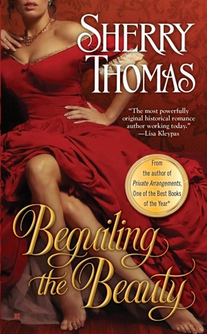 Fitzhugh Trilogy 1 - Beguiling the Beauty - Sherry Thomas