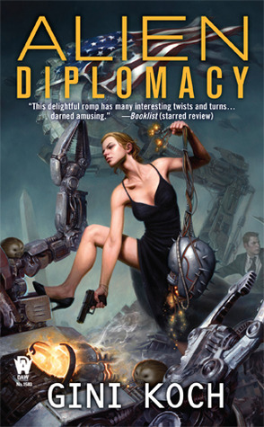 Book Review: Gini Koch's Alien Diplomacy
