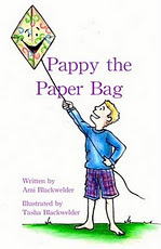 Pappy the Paper Bag  by  Ami Blackwelder