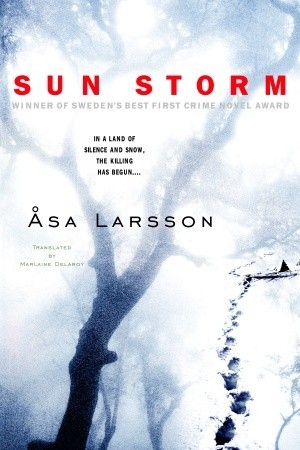Book Review: Sun Storm by Åsa Larsson