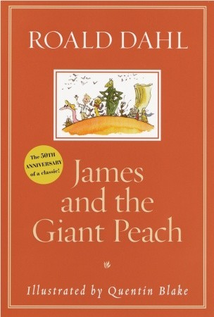 Book Review: Roald Dahl's James and the Giant Peach