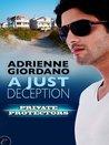 A Just Deception (Private Protectors, #3)